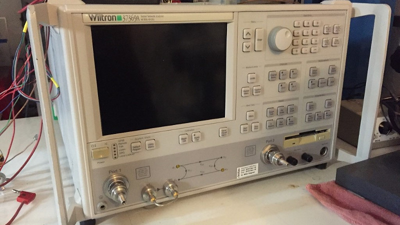 High Frequency Test Equipment